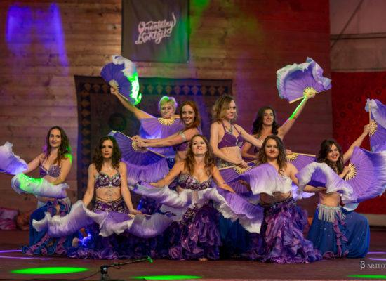 Orient Expresja pokaz tańca brzucha