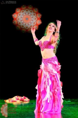 Pokaz tańca orientalnego Kraków Cracow Orient Festival