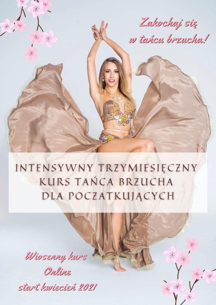 taniec brzucha online dla początkujących