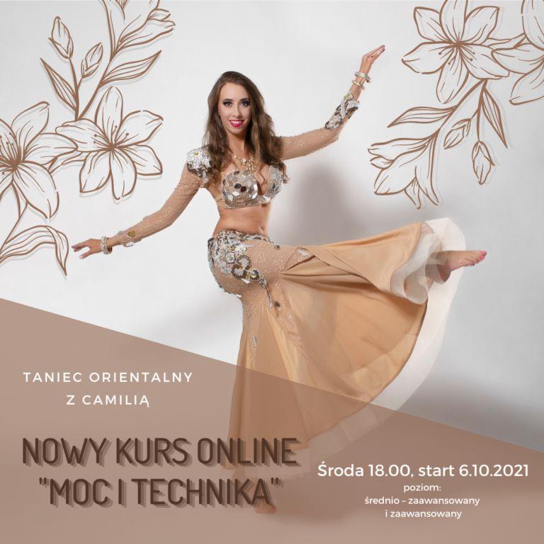 Kurs tańca brzucha online